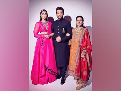 Anil, Sonam share throwback pictures with heartfelt notes on Sunita Kapoor's birthday | Anil, Sonam share throwback pictures with heartfelt notes on Sunita Kapoor's birthday