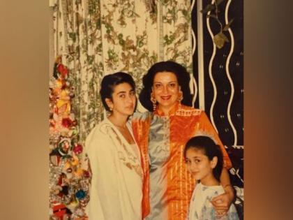 Kareena Kapoor Khan shares priceless throwback picture with Karisma, mother Babita   Kareena Kapoor Khan shares priceless throwback picture with Karisma, mother Babita