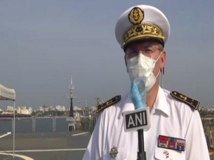 We see Indian Navy as global security provider of Indo-Pacific region: French Rear Admiral Jacques Fayard | We see Indian Navy as global security provider of Indo-Pacific region: French Rear Admiral Jacques Fayard