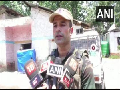 Priority was to evacuate child during terrorist attack, says SHO Sopore | Priority was to evacuate child during terrorist attack, says SHO Sopore