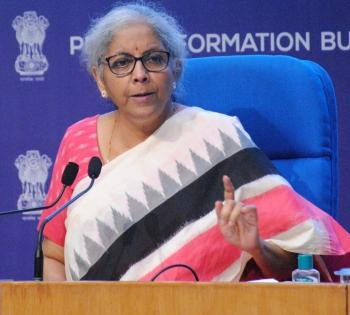 Enhanced revenue collection should now be 'New Normal': Sitharaman | Enhanced revenue collection should now be 'New Normal': Sitharaman