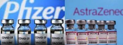 Antibodies drop 50% in 3 months of Pfizer, AstraZeneca jabs: Study | Antibodies drop 50% in 3 months of Pfizer, AstraZeneca jabs: Study