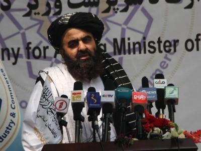 Taliban urges US, EU to end sanctions | Taliban urges US, EU to end sanctions