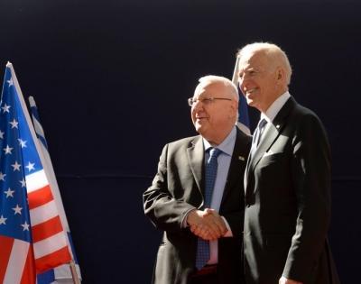 Israeli leaders congratulate Biden | Israeli leaders congratulate Biden