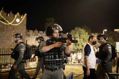 EU envoy calls for defusing tensions in E.Jerusalem | EU envoy calls for defusing tensions in E.Jerusalem