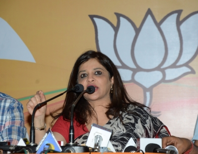 Shazia Ilmi and Prem Shukla made BJP's national spokesperson   Shazia Ilmi and Prem Shukla made BJP's national spokesperson