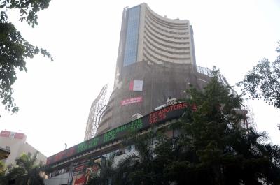 Sensex sheds early gains amid global selloff, healthcare stocks plunge | Sensex sheds early gains amid global selloff, healthcare stocks plunge