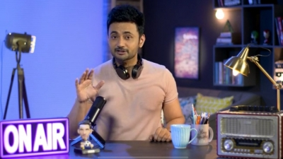 RJ Anmol opens up on game show 'Kya Bolti Public?'   RJ Anmol opens up on game show 'Kya Bolti Public?'