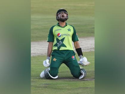 Babar, Rizwan script Pakistan's highest successful T20I run chase, beat SA by 9 wickets   Babar, Rizwan script Pakistan's highest successful T20I run chase, beat SA by 9 wickets