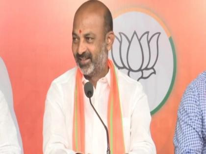 BJP has grown strong due to party workers, says Telangana BJP chief Bandi Sanjay   BJP has grown strong due to party workers, says Telangana BJP chief Bandi Sanjay