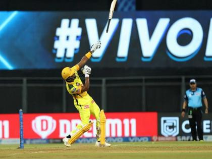 IPL 2021: Bravo's cameo lifts CSK, Rajasthan Royals need 189 to win   IPL 2021: Bravo's cameo lifts CSK, Rajasthan Royals need 189 to win