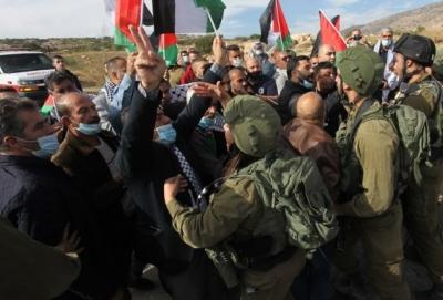 Palestine condemns 'Israeli killing of 2 Palestinians in West Bank'   Palestine condemns 'Israeli killing of 2 Palestinians in West Bank'
