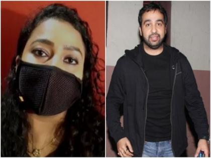 Raj Kundra case: Model files complaint after getting threats, vulgar calls   Raj Kundra case: Model files complaint after getting threats, vulgar calls