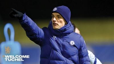 Chelsea appoint Thomas Tuchel as new head coach   Chelsea appoint Thomas Tuchel as new head coach