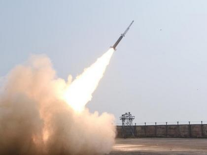 DRDO conducts successful flight test of Solid Fuel Ducted Ramjet | DRDO conducts successful flight test of Solid Fuel Ducted Ramjet