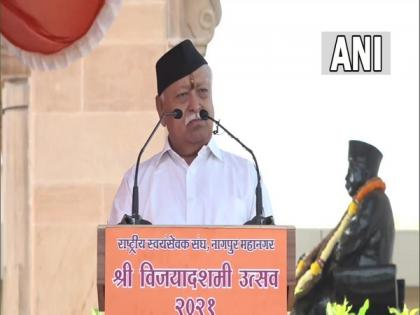 Bharat's journey from 'swadheehnta to swatantrata' is yet far from complete: RSS chief   Bharat's journey from 'swadheehnta to swatantrata' is yet far from complete: RSS chief