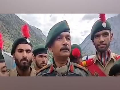 """""""People living with peace in Gurez post ceasefire pact between India, Pak""""   """"People living with peace in Gurez post ceasefire pact between India, Pak"""""""