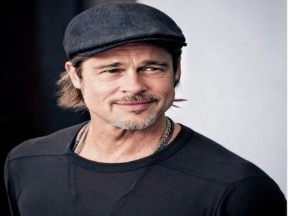 Brad Pitt exits medical centre in wheelchair post-dentist visit | Brad Pitt exits medical centre in wheelchair post-dentist visit
