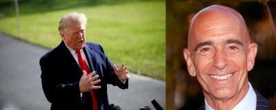 Trump aide Thomas Barrack accused of working as foreign agent | Trump aide Thomas Barrack accused of working as foreign agent