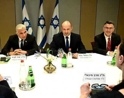 New Israeli coalition will be sworn in on Sunday | New Israeli coalition will be sworn in on Sunday