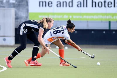 Staying in the present helped us overcome early losses: Hockey defender Udita | Staying in the present helped us overcome early losses: Hockey defender Udita