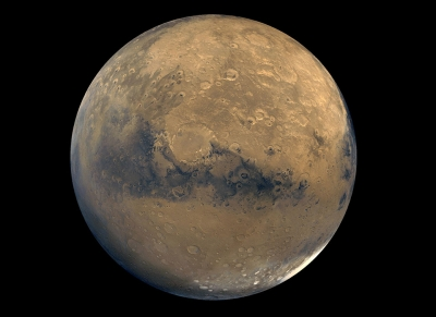 Mars may be too small to retain enough water: Study   Mars may be too small to retain enough water: Study