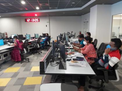 Outgoing calls at Bhubaneswar's 24X7 COVID-19 call centre cross 1 lakh mark   Outgoing calls at Bhubaneswar's 24X7 COVID-19 call centre cross 1 lakh mark