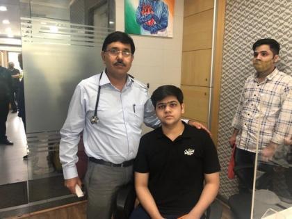 In a rare case, Covid-recovered teen suffers heart failure, Ganga Ram Hospital | In a rare case, Covid-recovered teen suffers heart failure, Ganga Ram Hospital