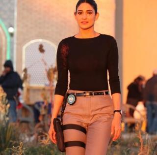 Aahana Kumra: I miss shoots and morning call times | Aahana Kumra: I miss shoots and morning call times