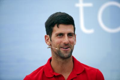 Olympic countdown: Djokovic and his bid for the calendar slam   Olympic countdown: Djokovic and his bid for the calendar slam