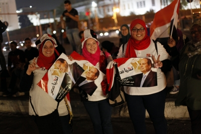 Egyptian parties step up campaigning for parliamentary polls   Egyptian parties step up campaigning for parliamentary polls