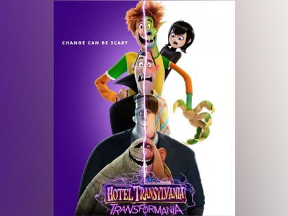 'Hotel Transylvania: Transformania' shifts release date from July to October | 'Hotel Transylvania: Transformania' shifts release date from July to October