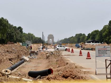 All projects under Central Vista development plan taken up after obtaining necessary clearance: Centre in LS | All projects under Central Vista development plan taken up after obtaining necessary clearance: Centre in LS