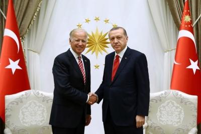 Turkey's Erdogan reaches out to Biden to position troops at Kabul airport | Turkey's Erdogan reaches out to Biden to position troops at Kabul airport