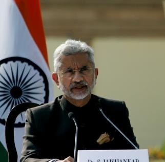 India supports regional process under UN for peace in Afghanistan: Jaishankar   India supports regional process under UN for peace in Afghanistan: Jaishankar