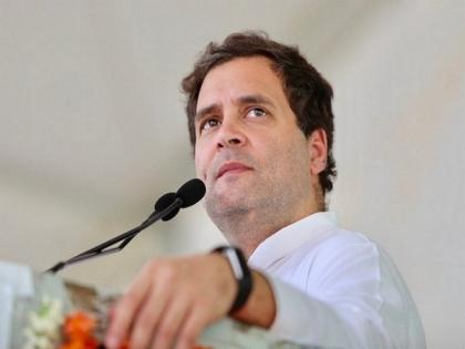 COVID-19: Condolences to citizens who are losing their loved ones due to lack of treatment, says Rahul Gandhi   COVID-19: Condolences to citizens who are losing their loved ones due to lack of treatment, says Rahul Gandhi