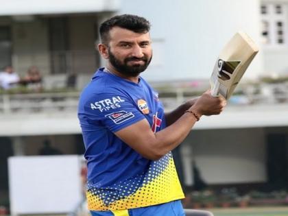 IPL 2021: CSK batsman Pujara 'all set and ready' for opening clash | IPL 2021: CSK batsman Pujara 'all set and ready' for opening clash