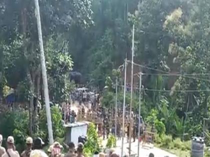 CMs of Assam, Mizoram seek Amit Shah's help as border tension escalates   CMs of Assam, Mizoram seek Amit Shah's help as border tension escalates