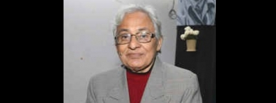 Theatre stalwart Urmil Kumar Thapliyal passes away   Theatre stalwart Urmil Kumar Thapliyal passes away