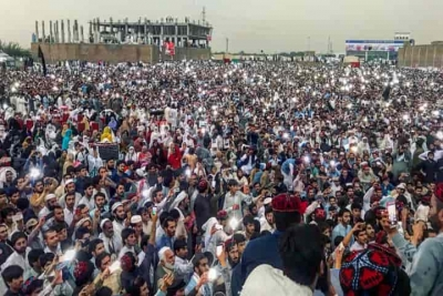 To show the solidarity with Afghans against Taliban, Pashtuns of all hues holding massive rally in Pakistan | To show the solidarity with Afghans against Taliban, Pashtuns of all hues holding massive rally in Pakistan