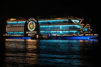 Difficult to predict casino footfalls once they open: Official   Difficult to predict casino footfalls once they open: Official