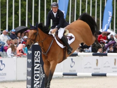 Australian showjumper suspended from Olympics | Australian showjumper suspended from Olympics