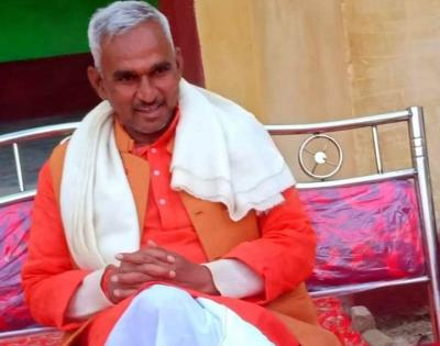 UP BJP issues warning to MLA Surendra Singh | UP BJP issues warning to MLA Surendra Singh