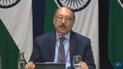 India warns of cross-border terror via cyberspace, calls for global action | India warns of cross-border terror via cyberspace, calls for global action