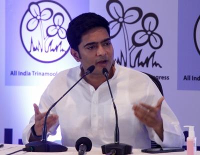 Like Bengal, Trinamool will rout BJP in Tripura: Abhishek Banerjee   Like Bengal, Trinamool will rout BJP in Tripura: Abhishek Banerjee