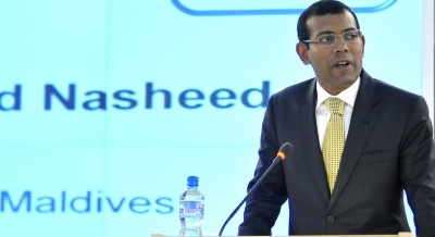 Ex-Maldives President Mohamed Nasheed wants opposition parties to support India   Ex-Maldives President Mohamed Nasheed wants opposition parties to support India