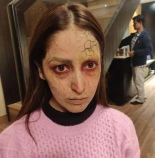 Yami took three hours to get into 'possessed' look for 'Bhoot Police' | Yami took three hours to get into 'possessed' look for 'Bhoot Police'