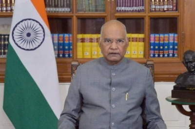 Cyber, space threats require upgraded technological responses: Prez Kovind   Cyber, space threats require upgraded technological responses: Prez Kovind