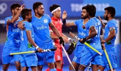 All eyes on men's hockey team, PV Sindhu | All eyes on men's hockey team, PV Sindhu