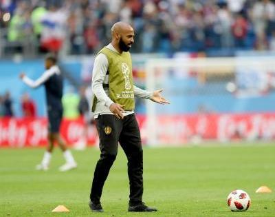 Playing under Guardiola felt like playing chess: Henry | Playing under Guardiola felt like playing chess: Henry